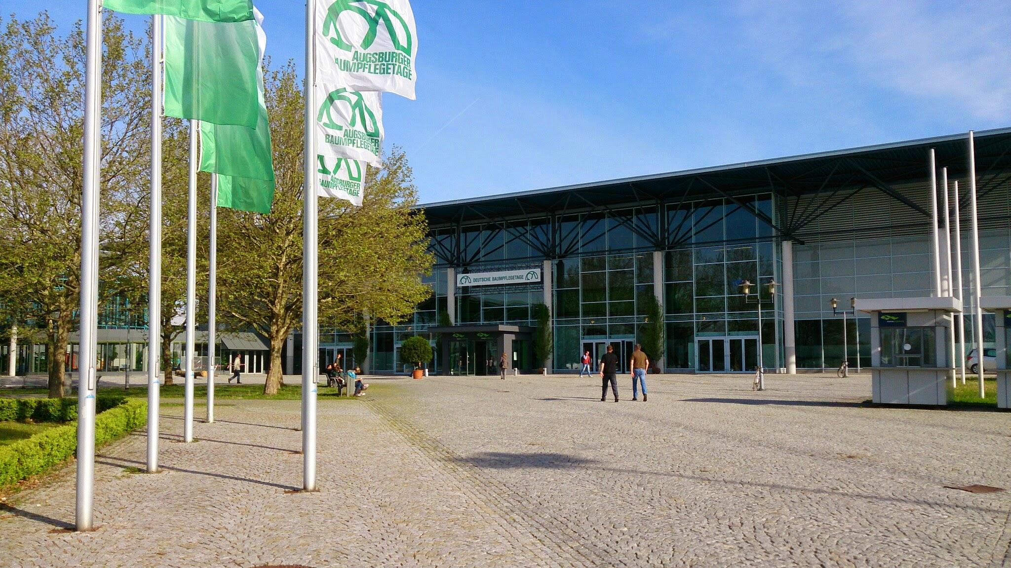 Deutsche Baumpflegetage Augsburg