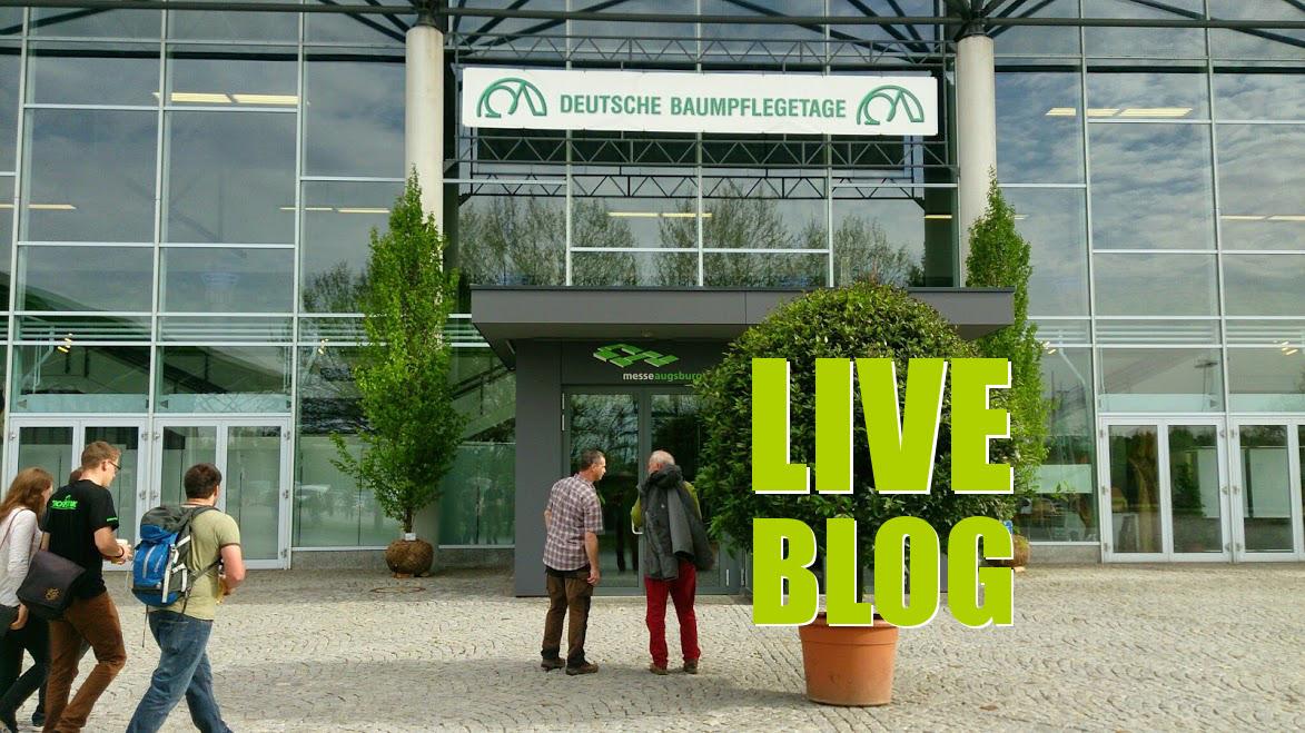 Deutsche Baumpflegetage Liveblog