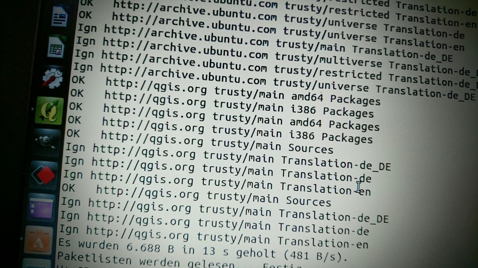 Installation QGIS Ubuntu