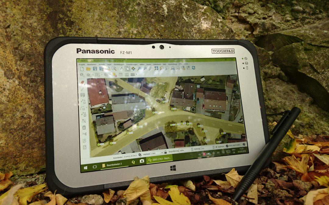 Panasonic Toughpad FZ-M1 Value im Test