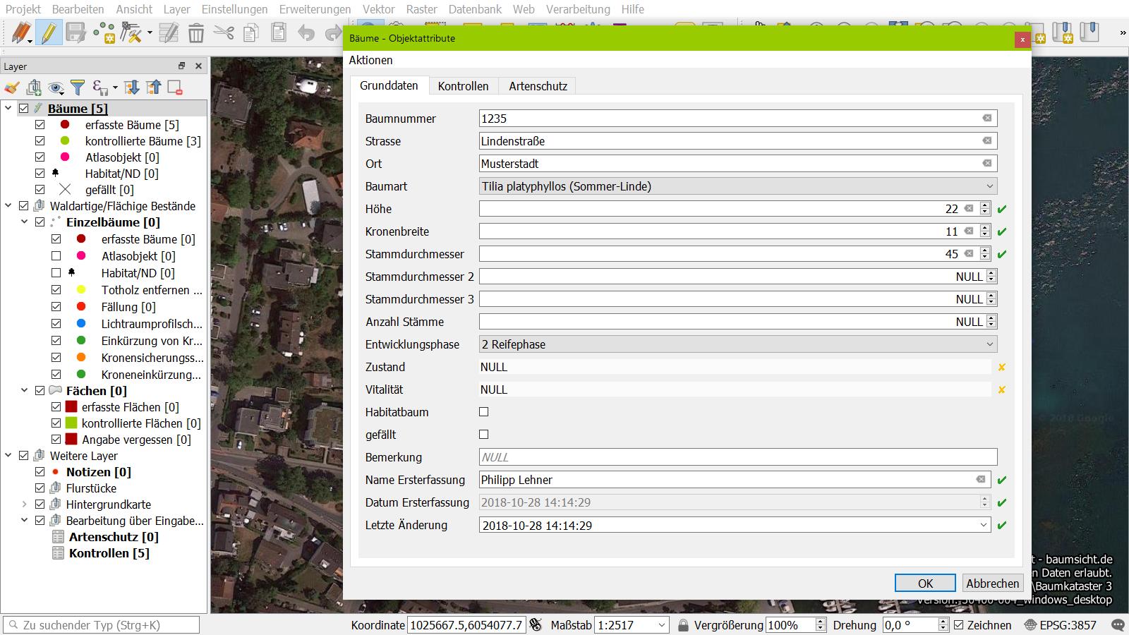 Datenübernahme von Version 2.1 zu Version 3