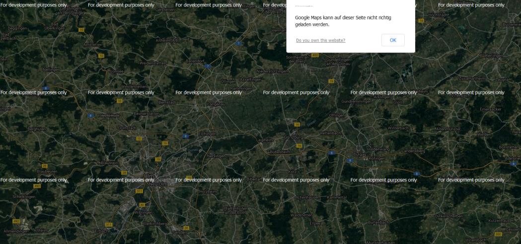 Google Maps API und QGIS